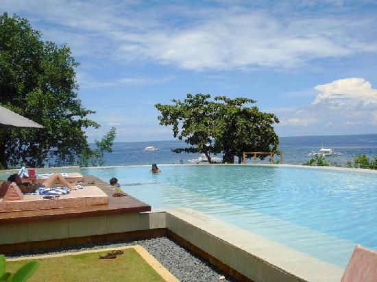 Panglao, Philippines: pool