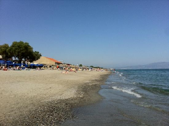 Agia Marina, Greece: Strand