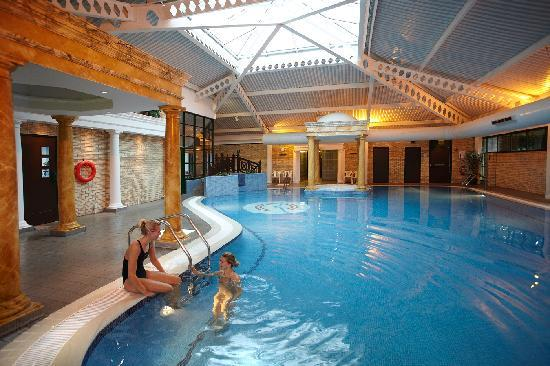 swimming pool picture of best western plus keavil house hotel crossford tripadvisor