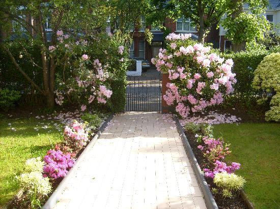 Camera Guesthouse: Garden