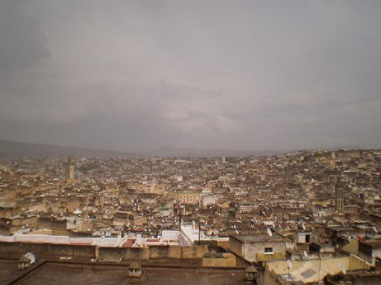 Riad Souafine : quand je vous parlais de la vue incroyable de la médina...