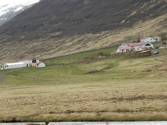 Heydalur Guesthouse: die Lage