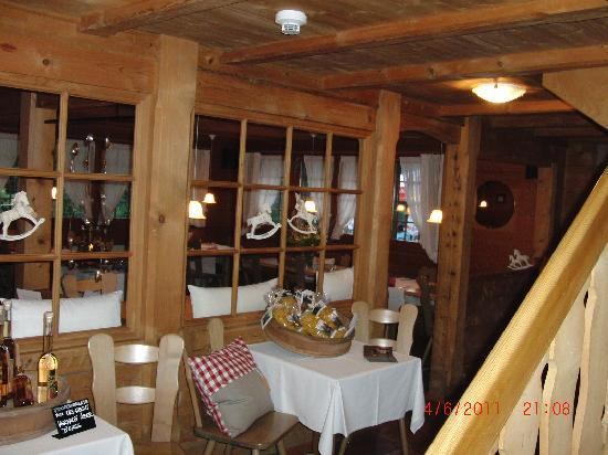 Restaurant Saumertaverne: Entrée