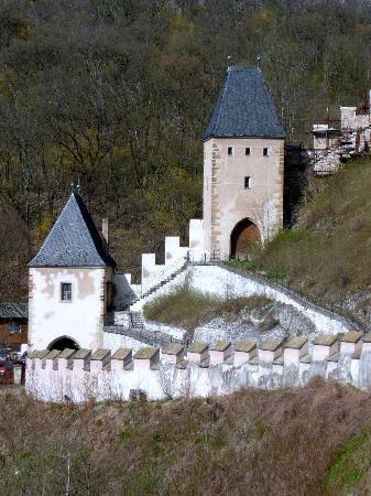 Karlstejn Castle: Burg Karlstein