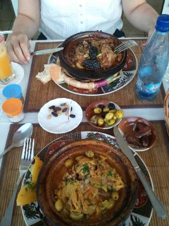 Restaurant Daffy: Tagines