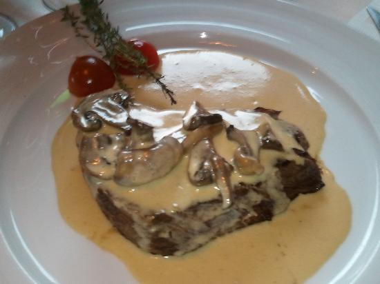 Le Jardin d'Eau : Steak