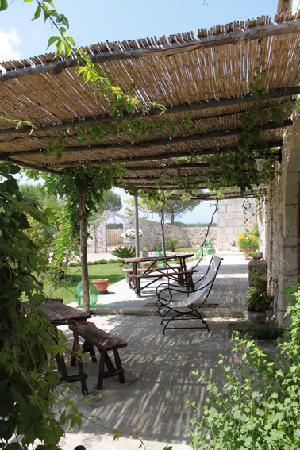 Corigliano d'Otranto, Italia: vista relax
