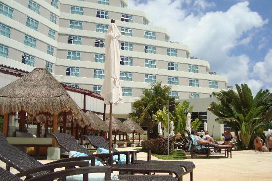 ME Cancun: L'hotel