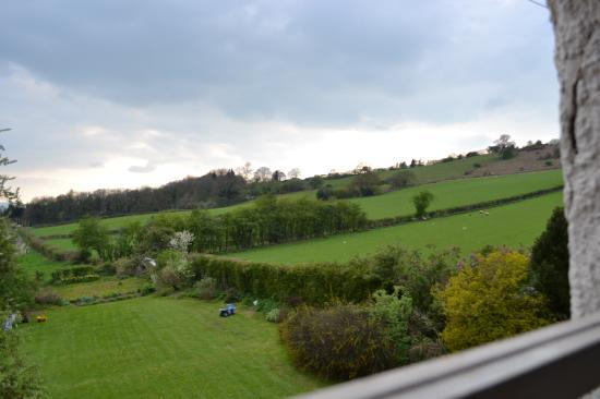 Lodge Farm: A view from the upstairs window