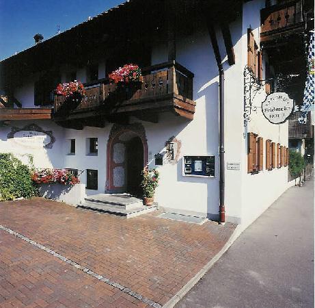 Hotel Landhaus Feldmeier: Haupteingaung