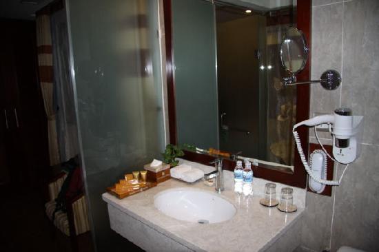 May de Ville City Centre: Salle de bains