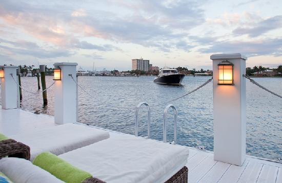 The Pillars Hotel Fort Lauderdale : Dockside