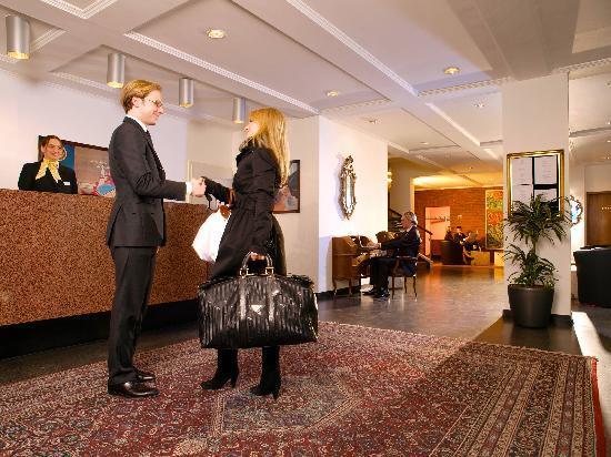 Europa Hotel: Lobby