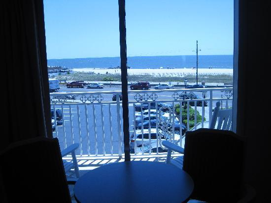 Avondale by the Sea: View from Rm 314