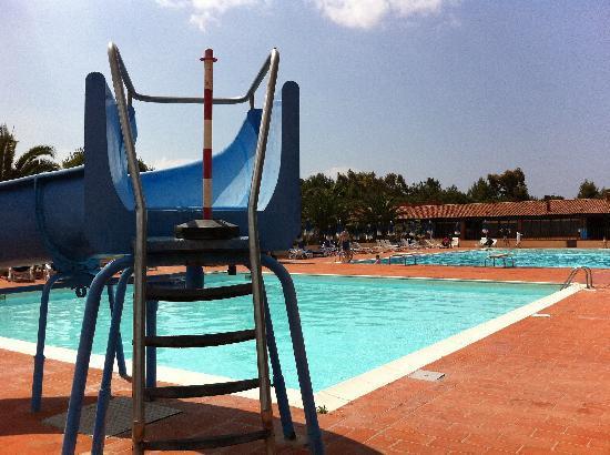Riotorto, İtalya: piscina