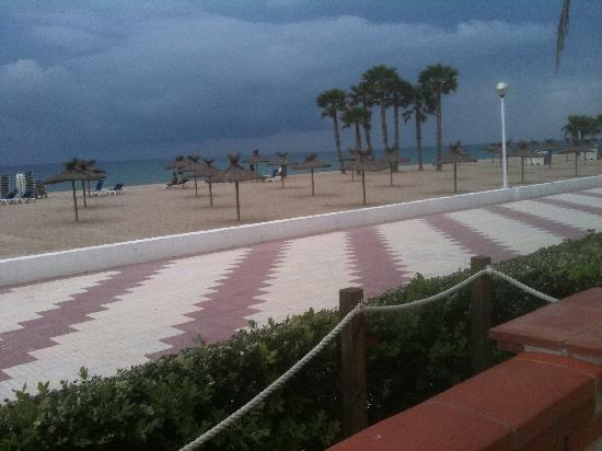 Le Meridien Ra Beach Hotel & Spa: la plage