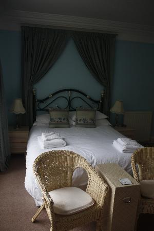 Kiltearn House: Our room upon arrival