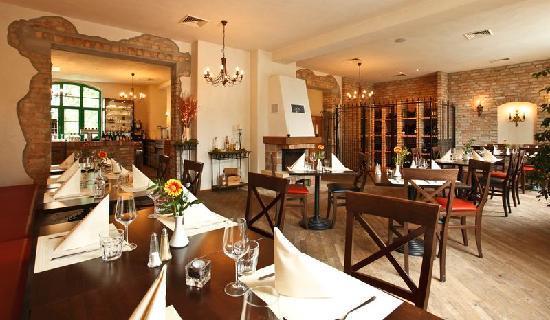 Gutshaus Am Schloss Klink: Restaurant