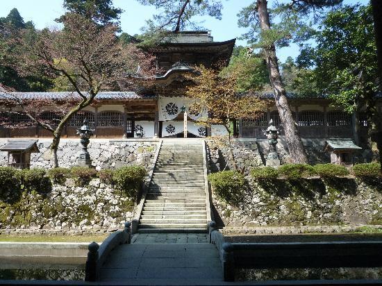 Eiheiji-cho, Giappone: 境内2