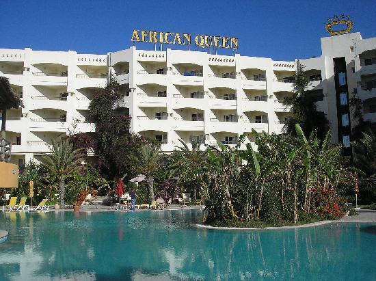 African Queen Hotel: Merveilleux Hôtel African Queen