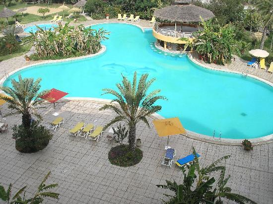 Piscine photo de african queen hotel hammamet tripadvisor for Reve de piscine