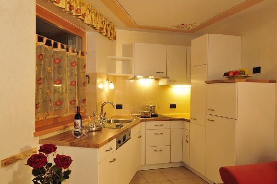 Residence Plan de Corones: cucina