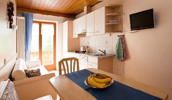 Residence Plan de Corones: appartamento Basic con 2 camere da letto