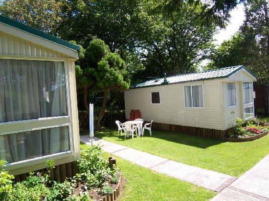 Rivermead Holidays : 4 berth caravan