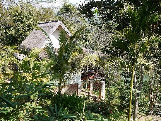 Lao Spirit Resort : 全室バンガロー