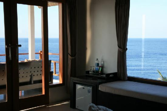 Bed & Breakfast Aquaterrace: Bed Room
