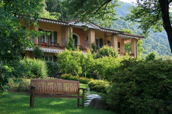 Park Hotel Villa Belvedere: Blick auf die Zimmer