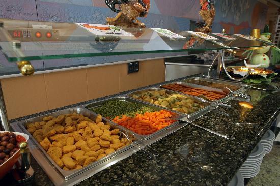 Buffet Hotel Acapulco Lloret de Mar
