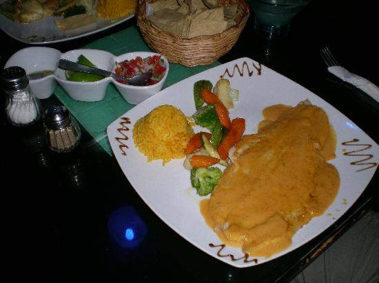 Kool Fish Restaurant: Diablo Fish