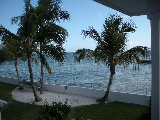 Southernmost Beach Resort: The view from our room