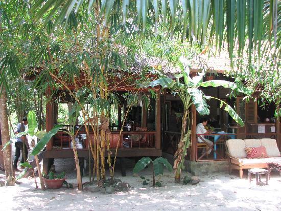 Freedomland Phu Quoc Resort: Gathering place