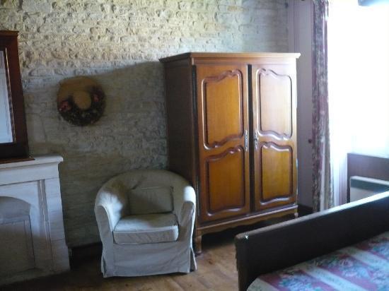 """Ferme """"le Petit Val"""": Chambre Camomille"""