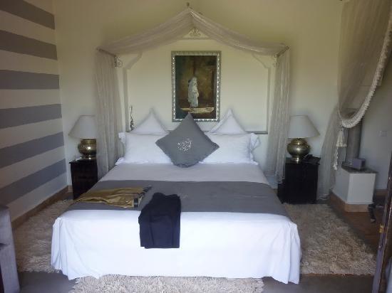 Riad Al Mendili Kasbah: Notre chambre El Yakoult