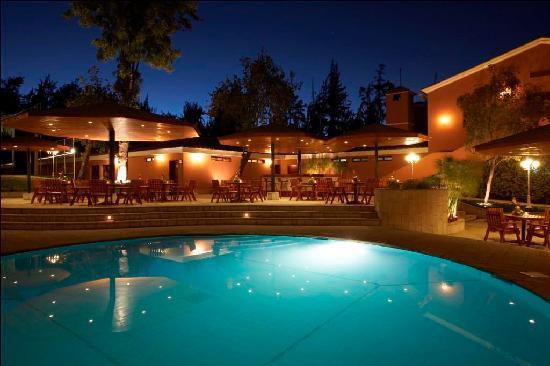 Terraza y piscina fotograf a de hotel libertador arequipa for Terrazas con alberca