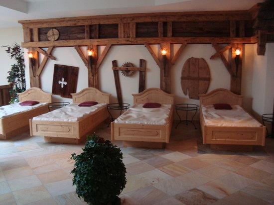 Hotel Gardena Grodnerhof: zona relax