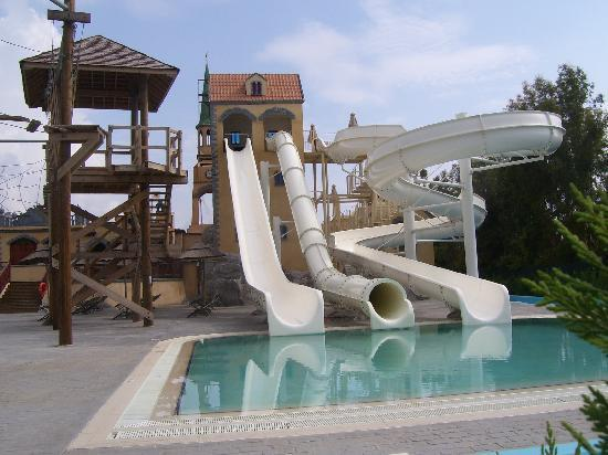 Holiday Village Rhodes: the water park