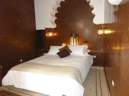 Riad Granvilier: chambre orientale