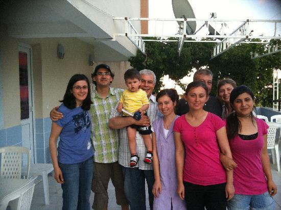 Talat Hotel: Talat Family