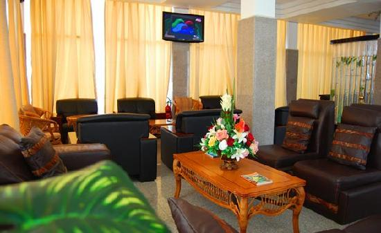 Safina Hotel & Apartments: Business Area