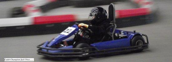 Xtreme Karting Falkirk: Cadet Kart