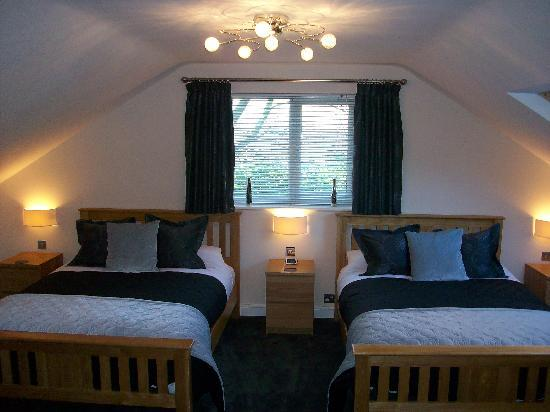 Barncroft Guest House: Twin room