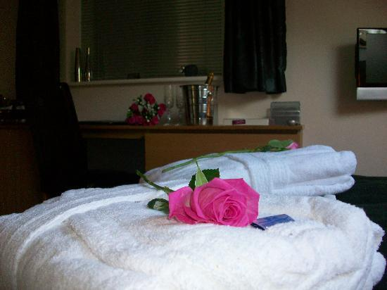 Barncroft Guest House: romantic break
