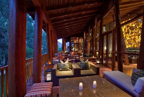 Tambo del Inka, a Luxury Collection Resort & Spa: Bar Kiri