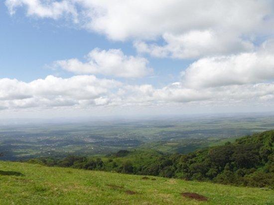Ngong Hills : view
