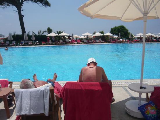 Rixos Premium Belek: Nice pool setting
