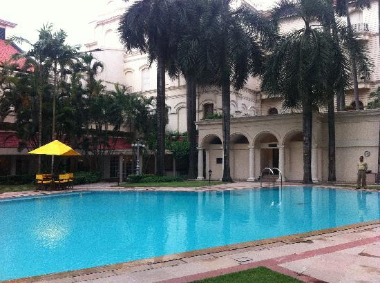 The Oberoi Grand: Tranquil and serene